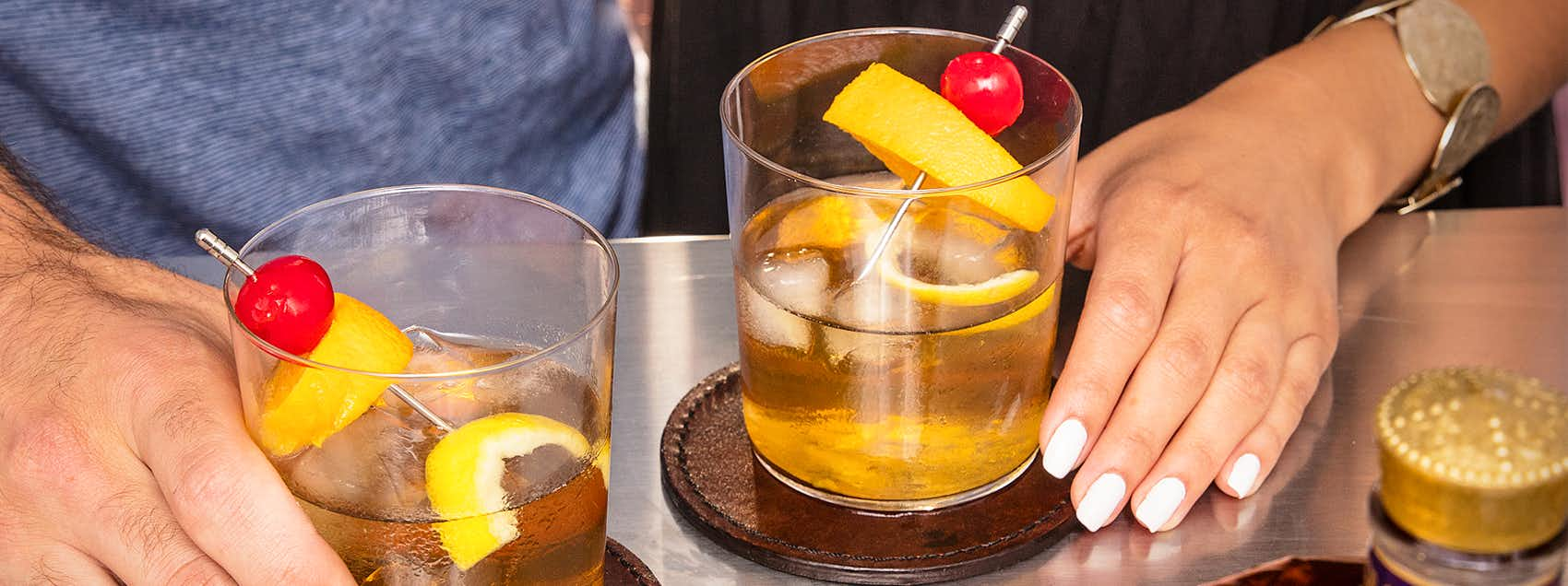 Crown Royal Apple Old Fashioned