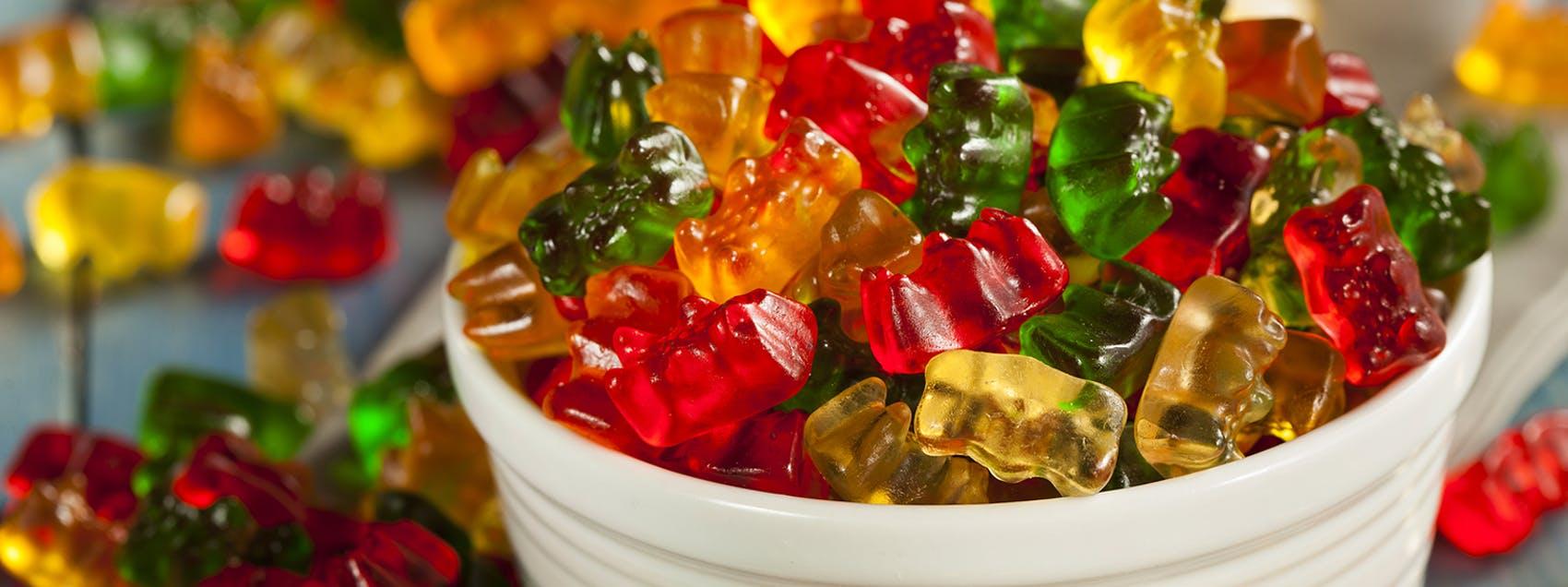 Gummy Bear Shot